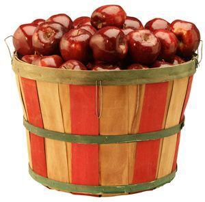Витамины в яблоках (в каждом яблоке):