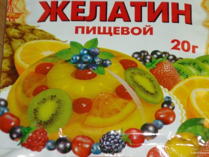 Питательные вещества, витамины, микроэлементы на 100 г:
