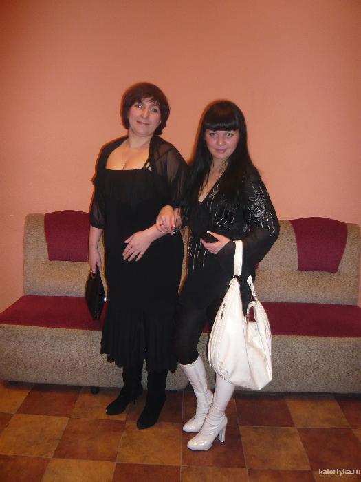 Я в черном платье, это 07,03,2011 мой вес 85 кг
