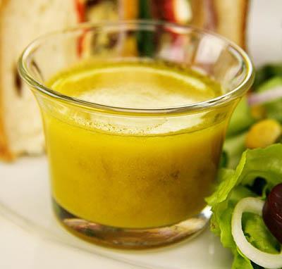 Заправки для салата с медом