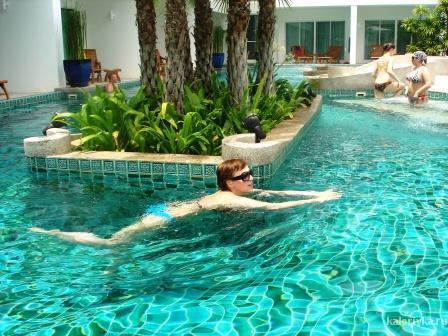 отельное плавание