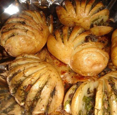 Рецепты из картофеля с фото