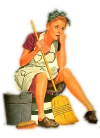 Картинки измученных домашними делами женщин фото 217-129