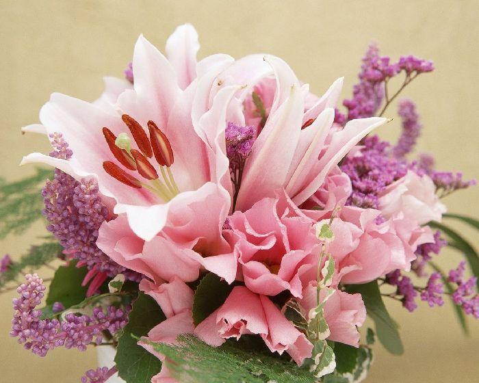 Цветы день рождения фото